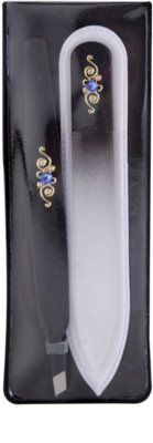 Bohemia Crystal Bohemia Swarovski Nail File and Tweezers косметичний набір V.