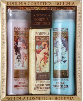 Bohemia Gifts & Cosmetics Alfons Mucha lote cosmético I.