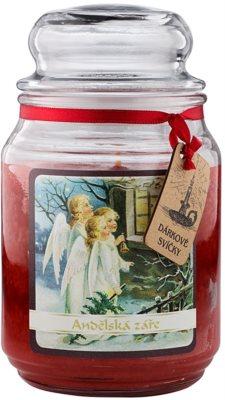 Bohemia Gifts & Cosmetics Angelic Glow ароматизована свічка