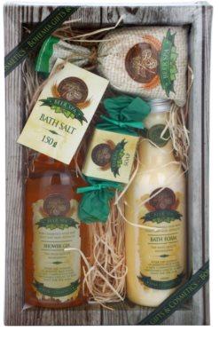 Bohemia Gifts & Cosmetics Beer Spa Kosmetik-Set  I.