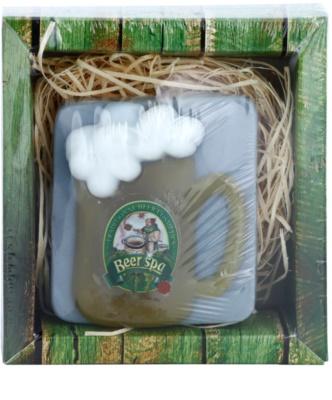 Bohemia Gifts & Cosmetics Beer Spa ročno izdelano milo z glicerinom