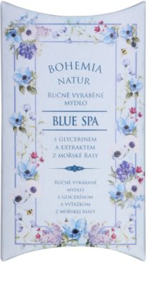 Bohemia Gifts & Cosmetics Blue Spa крем-мило з гліцерином 1
