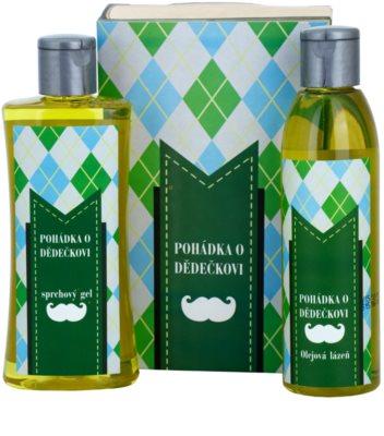 Bohemia Gifts & Cosmetics Body kozmetika szett IV.
