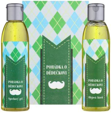 Bohemia Gifts & Cosmetics Body kosmetická sada XV.