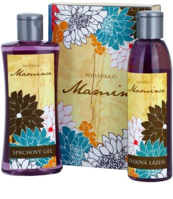 Bohemia Gifts & Cosmetics Body kosmetická sada II.