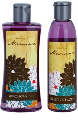Bohemia Gifts & Cosmetics Body Kosmetik-Set  II. 1