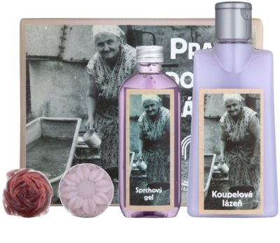 Bohemia Gifts & Cosmetics Body kozmetická sada XVI.