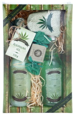 Bohemia Gifts & Cosmetics Cannabis coffret I.