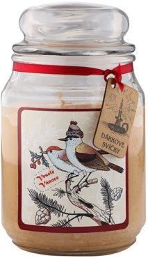 Bohemia Gifts & Cosmetics Christmas vela perfumado