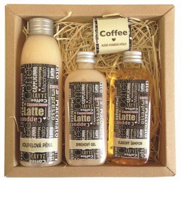 Bohemia Gifts & Cosmetics Coffee Kosmetik-Set  I.