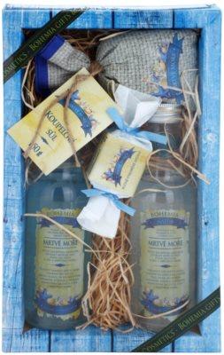 Bohemia Gifts & Cosmetics Dead Sea lote cosmético I.