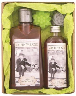 Bohemia Gifts & Cosmetics Gentlemen Spa козметичен пакет  I.