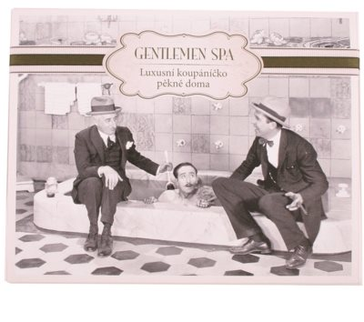 Bohemia Gifts & Cosmetics Gentlemen Spa kozmetični set I. 1