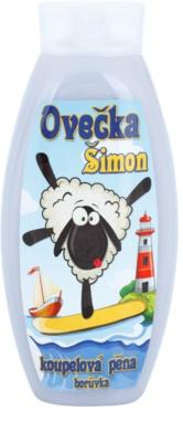 Bohemia Gifts & Cosmetics Sheep Simon espuma de baño para niños