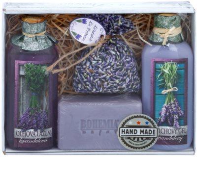 Bohemia Gifts & Cosmetics Lavender zestaw kosmetyków II.