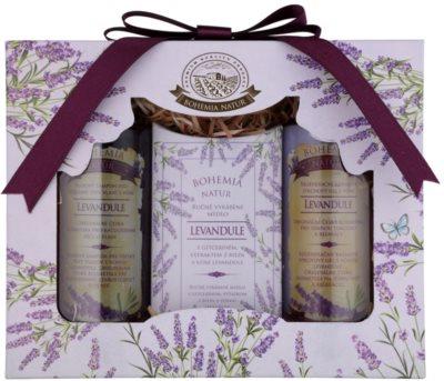 Bohemia Gifts & Cosmetics Lavender Kosmetik-Set  VIII.
