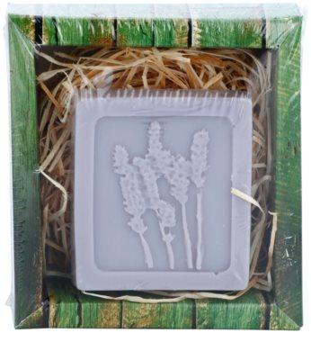 Bohemia Gifts & Cosmetics Lavender handgemachte Seife mit Glycerin