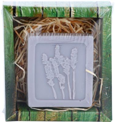 Bohemia Gifts & Cosmetics Lavender ręcznie robione mydło z gliceryną