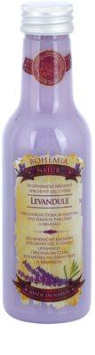 Bohemia Gifts & Cosmetics Lavender krémový sprchový gél