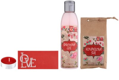 Bohemia Gifts & Cosmetics Lovebook lote cosmético I. 1
