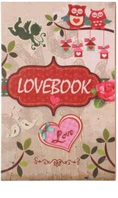 Bohemia Gifts & Cosmetics Lovebook lote cosmético I. 2