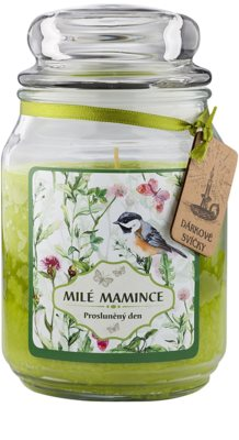 Bohemia Gifts & Cosmetics Dear Mom Scented Candle