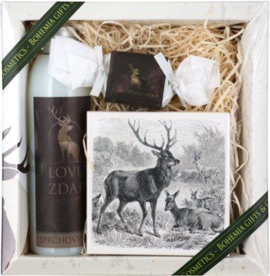Bohemia Gifts & Cosmetics Gamekeeper lote cosmético I.