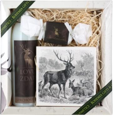 Bohemia Gifts & Cosmetics Poľovník kozmetická sada I.