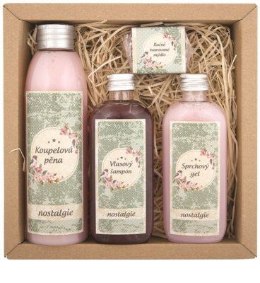 Bohemia Gifts & Cosmetics Nostalgia Spa Kosmetik-Set  I.