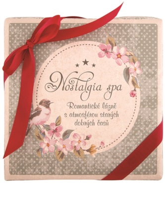 Bohemia Gifts & Cosmetics Nostalgia Spa Kosmetik-Set  I. 1