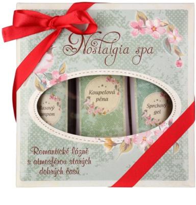 Bohemia Gifts & Cosmetics Nostalgia Spa kozmetická sada II.