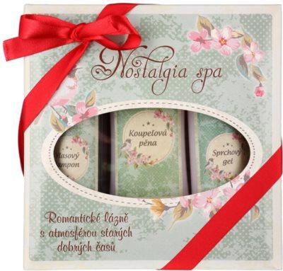 Bohemia Gifts & Cosmetics Nostalgia Spa set cosmetice II.