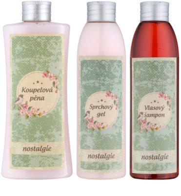 Bohemia Gifts & Cosmetics Nostalgia Spa set cosmetice II. 1