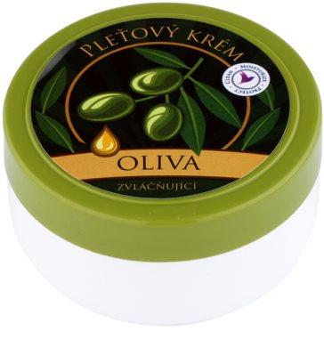 Bohemia Gifts & Cosmetics Olive crema facial suavizante