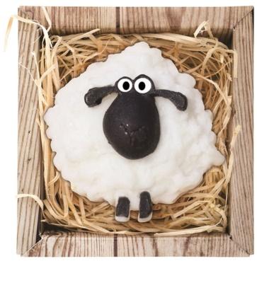Bohemia Gifts & Cosmetics Sheep Ovečka ručne vyrobené mydlo s glycerínom
