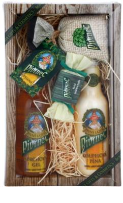 Bohemia Gifts & Cosmetics Beer zestaw kosmetyków I.