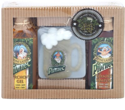 Bohemia Gifts & Cosmetics Beer coffret IV.