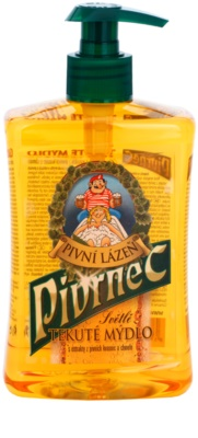 Bohemia Gifts & Cosmetics Beer рідке мило пивне