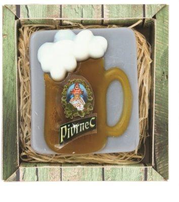 Bohemia Gifts & Cosmetics Beer ročno izdelano milo z glicerinom