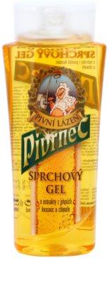 Bohemia Gifts & Cosmetics Beer gel de ducha de levadura de cerveza