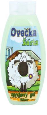 Bohemia Gifts & Cosmetics Sheep Šárka gel de ducha para niños