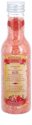 Bohemia Gifts & Cosmetics Rosarium soľ do kúpeľa
