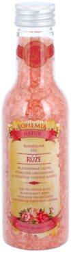 Bohemia Gifts & Cosmetics Rosarium sol za kopel