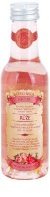 Bohemia Gifts & Cosmetics Rosarium hajsampon minden hajtípusra