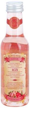 Bohemia Gifts & Cosmetics Rosarium vlasový šampon pro všechny typy vlasů