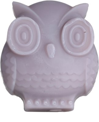 Bohemia Gifts & Cosmetics Owl sãpun lucrat manual cu glicerina