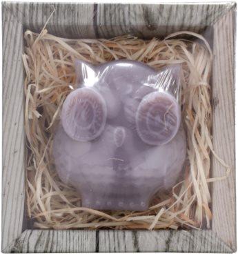 Bohemia Gifts & Cosmetics Owl sãpun lucrat manual cu glicerina 1