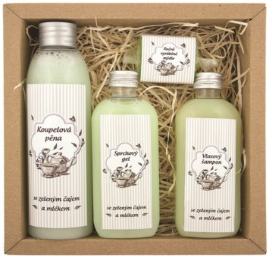 Bohemia Gifts & Cosmetics Tea Spa zestaw kosmetyków I.