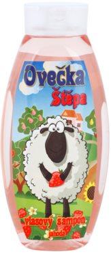Bohemia Gifts & Cosmetics Sheep Štěpa champú para niños