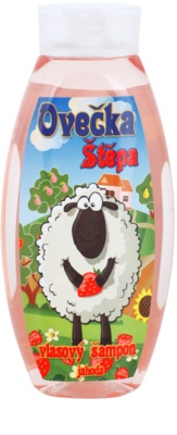 Bohemia Gifts & Cosmetics Sheep Štěpa Shampoo für Kinder